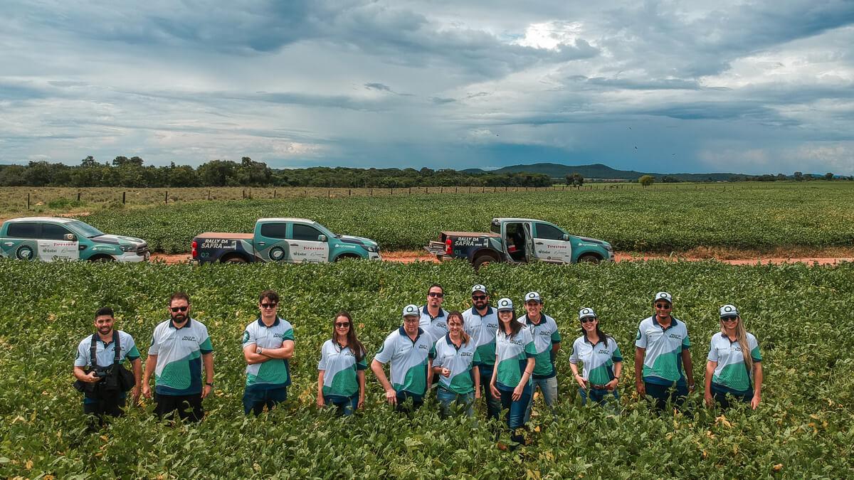 Equipe Rally da Safra 2020